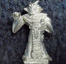 1985 Chaos Sorcerer 0209 09 CH5 Azoth Soulflay Citadel Warhammer Mage Wizard D&D