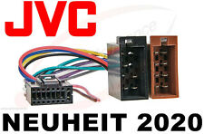 JVC Autoradio Kabel Radio Adapter Stecker DIN ISO 16 Pin JVC AUTORADIO KD-R861BT