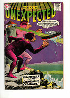 Tales of the Unexpected #36 HIGH GRADE VF 8.0 1959! Aliens/SCI-FI 10c Cover! 1