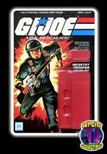 ~1982 G.I. Joe ~ Grunt V1 Restoration Cardback Kit!