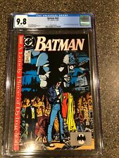 Batman DC #441 CGC 9.8 NM Continued from New Titans #60, Lonely Place of Dying 3