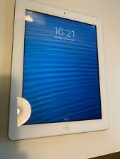 "Apple iPad 4 A1458 4th Gen 9.7"" 32GB WIFI White"