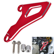 CNC Front Sprocket Cover For Honda CRF250R 2004 2005 2006 2007 2008 2009 Red