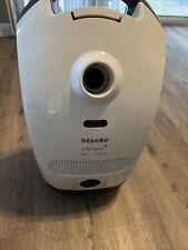 (Vacuum Only) Miele Classic C1 Olympus PowerLine Vacuum White (for Repair/Parts)
