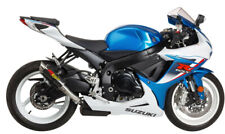 C.F. MGP Growler Slip On Exhaust Hotbodies Racing 61101-2400 Suzuki GSXR600/750