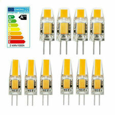10X G4 LED COB AC DC 12V Mini Crystal Bulb Light 5W 6W Replace Halogen Lamp th