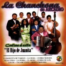 La Chanchona de Arcadio El Hijo de Juanita CD New Nuevo Sealed