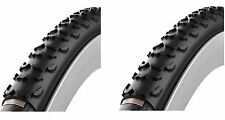 Vittoria EVO XM II cyclocross tubular 700 x 32 all black 2 tires