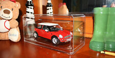 Acrylic Display Cases (18) 1:32 Scale & Smaller 1:24 Models Dolls 084-C-18