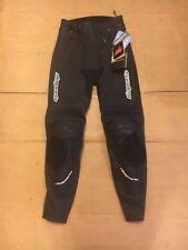 "RK Sports Mens Race Leather Motorbike Motorcycle Trousers 29""- 30"" Waist (LBAA)"