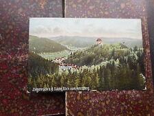 Kolorierte Ansichtskarten vor 1914 aus Thüringen