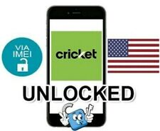 UNLOCK CRICKET USA ALL IPHONE MODEL (CLEAN IMEI ONLY)