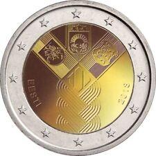 Estland 2018 - Baltische Staten - 2 euro CC - UNC