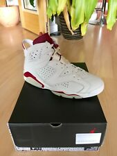 NIKE AIR JORDAN 6 VI marron blanc cassé 2015 * Deadstock * OG Retro UK 8.5