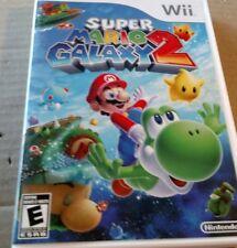 Super Mario Galaxy 2 (Nintendo Wii, 2010) GUARANTEED - Free Shipping