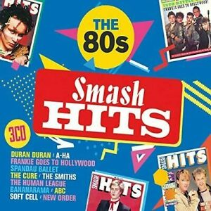 Smash Hits - The 80s (CD)