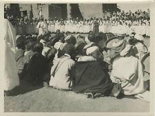 Danse berbère (Maroc, Morocco). Ca. 1935.