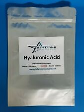 Hyaluronic Acid Powder      (NA Sodium Hyaluronate)    100 Grams