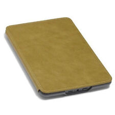 "Original Amazon Kindle Touch Leather Cover Olive Green Kindle E-reader 6"" 6269"