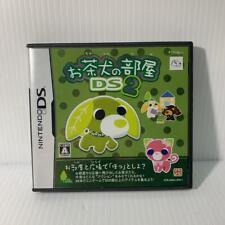 Ochaken no Heya Nintendo DS Japan Complete with Cartridge, Case and Manual!!
