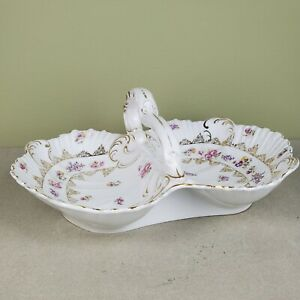 Kristef Porcelain KPM nut dish 1840-1895