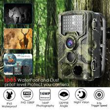 HC800A 16MP 1080P HD Video Hunting Camera Night Vision 42 LEDs IR Trail Cam Tra