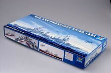 05310 Trumpeter USS SAN FRANCISCO Cruiser CA-38 1944 Warship Boat Model 1/350