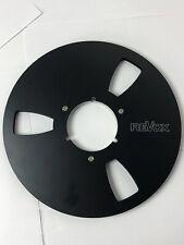 ORIGINAL REVOX BLACK 10.5 INCH TAKE UP REEL