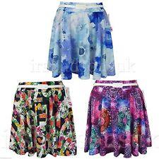 Faldas de niña de 2 a 16 años de color principal multicolor