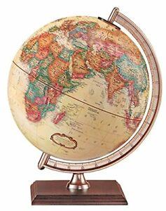 Replogle Forester Desktop Globe, Antique
