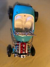 New ListingVintage 60'S Irwin Mattel Barbie Blue Hot Rod Car In Good Condition