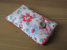 iPhone 5 / 5S / 5C / SE Fabric Padded Case Cover - Cath Kidston Bright Pop