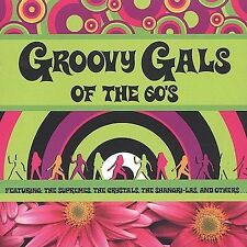 Various Artists : Groovy Gals of the 60s CD VG Condition