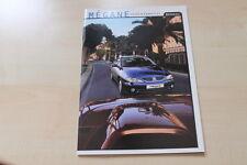 83182) Renault Megane Coupe + Cabrio Prospekt 06/1999