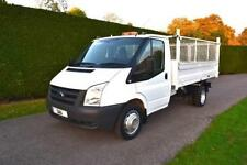 Tipper Commercial Vans & Pickups with Alarm
