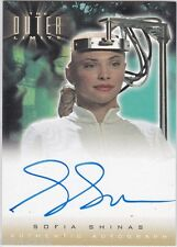 Outer Limits Sex Cyborgs & Science Fiction A13 Sofia Shinas Valerie 23 Autograph