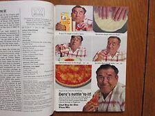 1968 TV Guide(JOE E. ROSS/MARLO THOMAS/HENRY DARROW/THAT GIRL/THE HIGH CHAPARRAL
