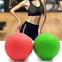 Portable Massage Lacrosse Ball Injury Muscle Foot Release Trigger Yoga Gym