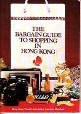 The Bargain Guide to Shopping in Hong Kong 1978 Jewellery Watches