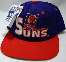 1dde1c8619c9b Anuncio nuevoPhoenix Suns Gorra Logo Nuevo De Colección Naranja Púrpura  Para Adulto Ajustable baloncesto de la NBA