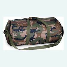 Waterproof Sport Duffle Bag Workout Large Gym Bag Fitness Packable New Camo 23""