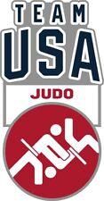 2020 Tokyo USA Olympic Judo Team NOC Pin