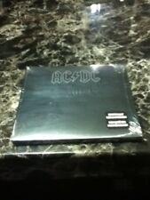 ac/dc back in black digipac cd reissue factory sealed heavy metal