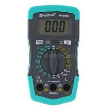 HP4070D Mini Digital LCD Multimeter LCR Resistance Capacitance Meter Tester 8ZB8