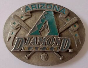 Diamondbacks De L'Arizona Boucle Ceinture Première Édition Le 1995