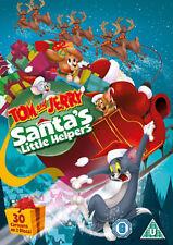DVD:TOM & JERRY  SANTA'S LITTLE HELPER - NEW Region 2 UK