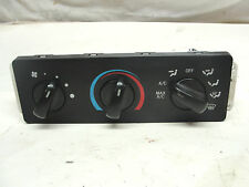 Ford Explorer F250 350 Ranger manual temp CLIMATE CONTROL unit AC Heat 95-04 OEM