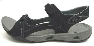 Columbia Size 10 Black Sandals New Womens Shoes