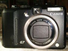 Canon G7 PowerShot 10MP Digital Camera