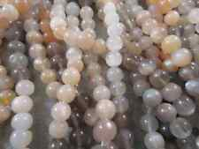 Multi Moonstone 5-6mm Round Beads 62pcs